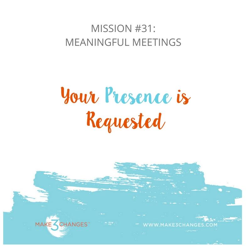 Monday Mission #31
